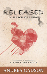 Book Cover Realeased In Search of a King